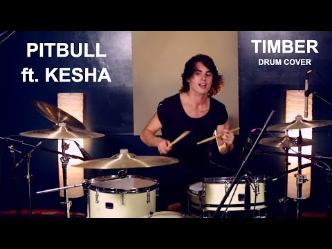 Baixar Ricky - PITBULL - Timber ft. Ke$ha (Drum Cover)