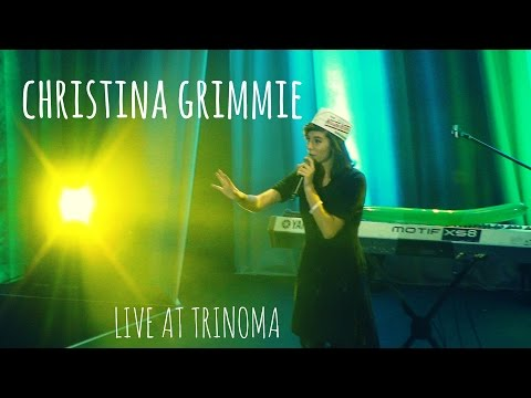 Christina Grimmie at Trinoma Mall - Philippines #Part 1