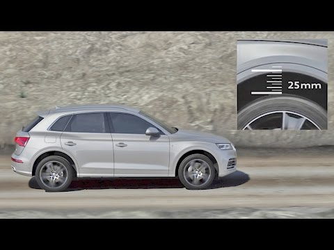 2017 Audi Q5 - Adaptive Air Suspension