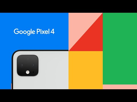 video Google Pixel 4 64GB Clearly White