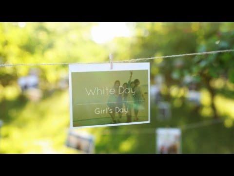 [MV] Girl's Day(걸스데이)_White day(화이트데이)