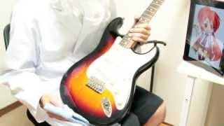 ギター・クロスの使い方
