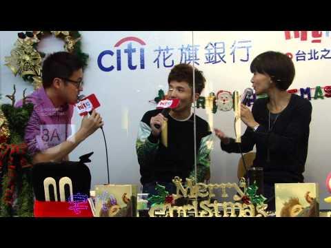 小宇- 點歌時間 (這幾天+ 練愛) 花旗星願聖誕節-HITO愛連線 (2012.12.20)