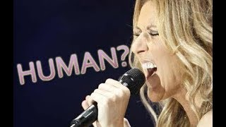 Times Céline Dion FORGOT She Was Human!