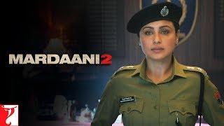 Mardaani 2 Release Promos- Rani Mukerji..