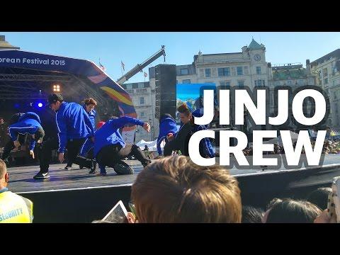 150809 Jinjo Crew @ London Korean Festival [HD]