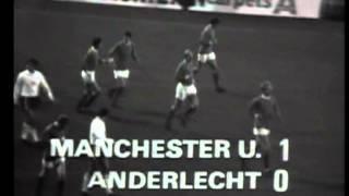 13/11/1968  Manchester United v Anderlecht