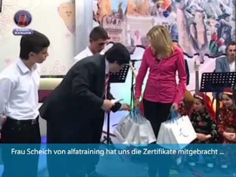 "alfatraining zu Gast in der Sendung ""Anadolu Diyarı"""