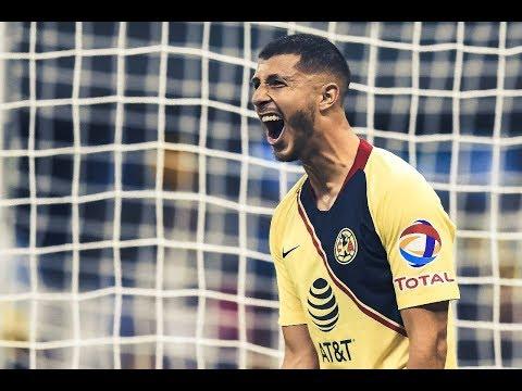 Club América (7) 6-1 (2) Pumas   RESUMEN - Todos goles Liguilla - Semifinal Vuelta   AP2018