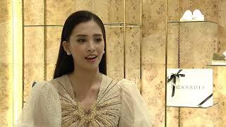 Clip phỏng vấn Hoa hậu Trần Tiểu Vy