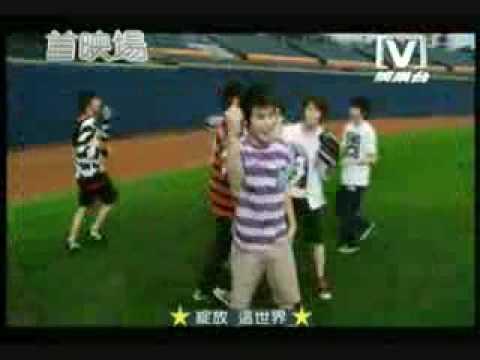 超克七 Choc7 太青春 MV