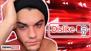 Ethan Dolan SHADES YouTube's 2019 'Rewind'!
