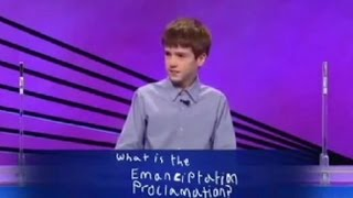 Young 'Jeopardy' Contestant Says Show 'Cheated' Him After Misspelled, But Correct Answer