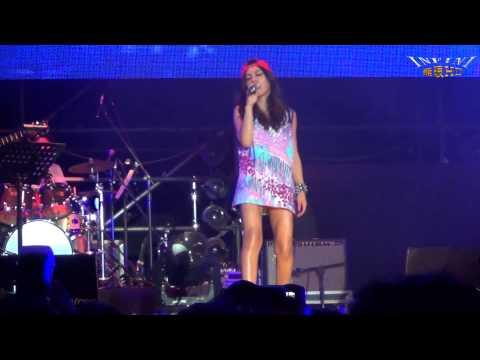 艾怡良 4 Metal Girl(1080p)@2013高雄啤酒節[無限HD]