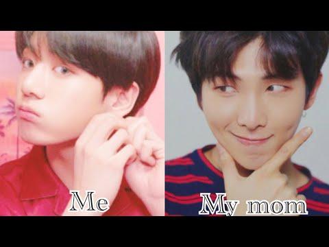 Kpop: Me VS My mom