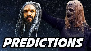 Spoilers! The Walking Dead Season 9 Episode 15 THE FINAL PIKE PREDICTIONS!