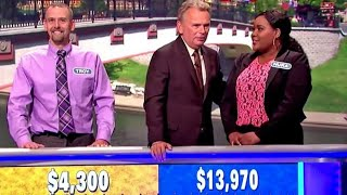 This Wheel Of Fortune Player Was Acting Strangely With Her Letter Picks  Then People Realized Why