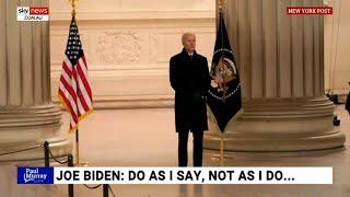 Joe Biden shows he is 'a little brittle in the brain' after recent incident