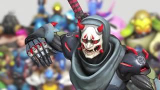 If Overwatch Dance emotes had theme song (Meme-ish)   Toonistix