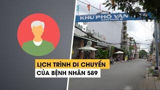 Bệnh nhân Covid-19 thứ 589 từng đi Đà Nẵng, Quảng Nam và dự tiệc cưới trước khi về TP.HCM