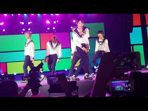 Nct dream - We Young - live in Dubai