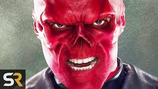 Infinity War Theory: What Really Happened To Red Skull?