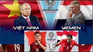Tin bóng đá   Nhận định bóng đá   16/01/2019   Việt Nam và Yemen   Rõ trọng tài bắt chính