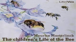 Children's Life of the Bee | Maurice Maeterlinck | Science | Audiobook full unabridged | 1/2