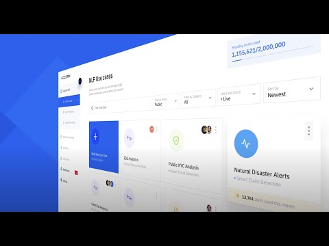 Introducing Accern's Most Powerful No-Code AI Platform for Financial Services
