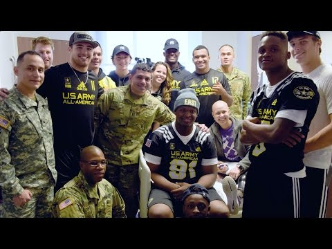 Selfless Is Greater Than Swagger U.S. Army Bowl Is More Than Football