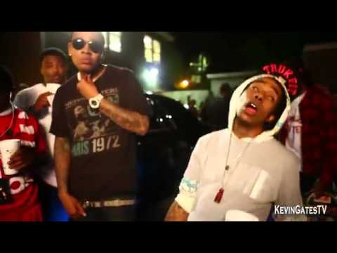 Kevin Gates - Retawdid Fa Real feat. Flow (Official Video)
