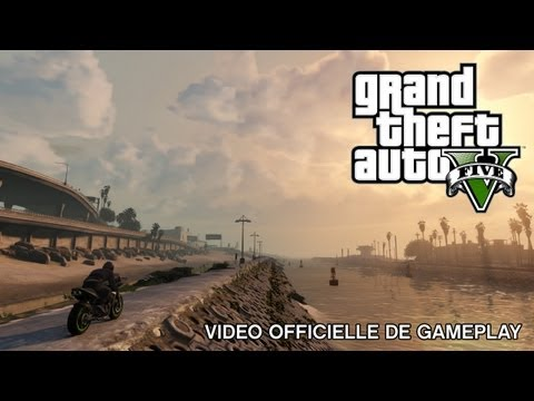 video Grand Theft Auto V (PC)