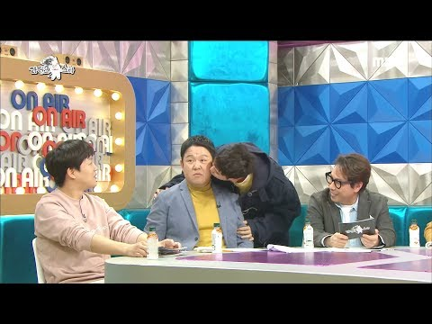 [HOT]give a surprise kiss,라디오스타 20190116
