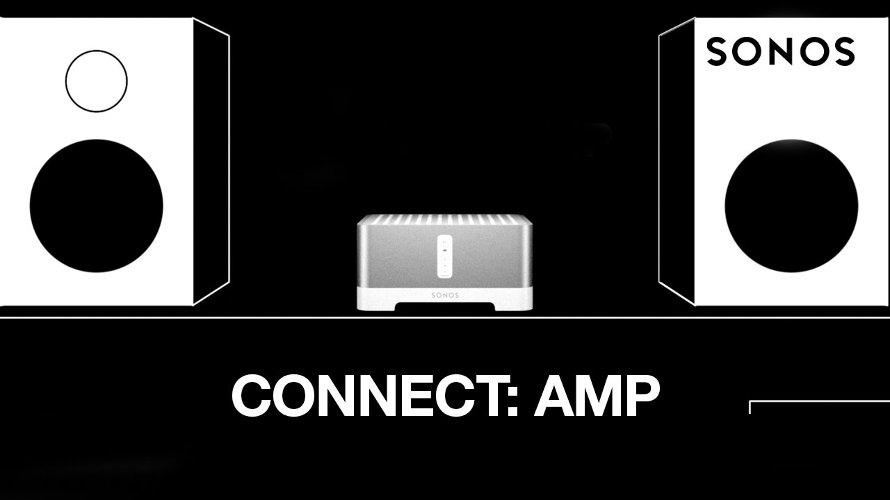 Connectamp Wireless Stereo Amplifier Sonos Wiring Diagram Play This Video