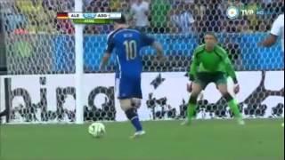 Argentina vs Alemania final 2014