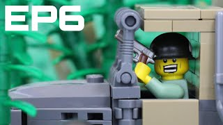 LEGO Battlefield Vietnam: Building the Tet Offensive in LEGO: EP6 - Border Parts and Tunnels!