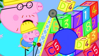 Peppa Pig Official Channel | Mr Potato Special 🥔Welcome to Digger World!