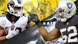 "Raiders vs Rams NFL Preseason Week 2 || ""Battle Of L.A."" 