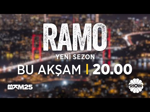 #Ramo Yeni Sezonuyla Bu Akşam 20.00'de Show TV'de!