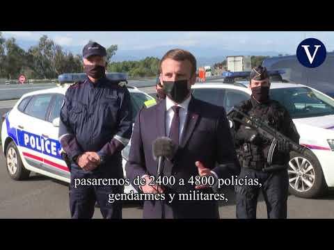 Francia doblará los efectivos para controlar sus fronteras