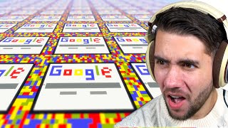 100 People Build The Last Thing They Googled