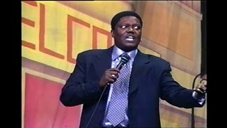 "Bernie Mac ""Cooking For Other Men"""