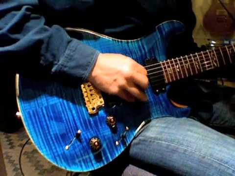 Paul Reed Smith PRS 513/515 Demo