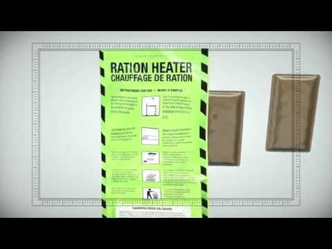 Flameless Ration Heater Overview | Meal Kit Supply