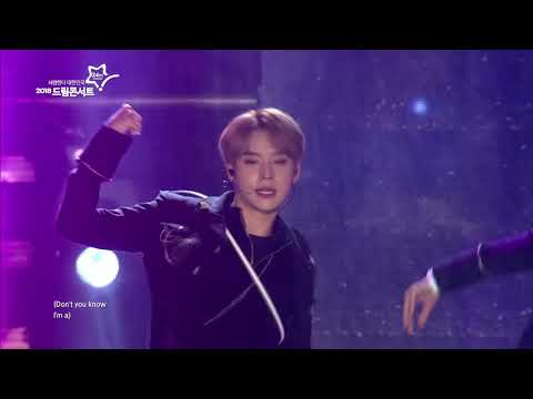 NCT U, INTRO+BOSS  [2018 DREAM CONCERT]