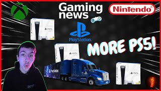 PS5 delivery situation is improving + Pokémon Card sold for 369'000$ Gaming News #07 | Inferno