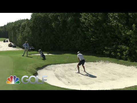 Highlights: Seminole Golf Club holds its own against world's best power players   Golf Channel
