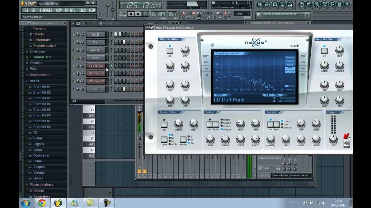 download nexus fl studio