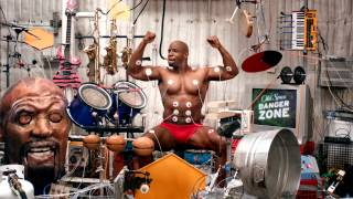 Old Spice 'Terry Chest Drum'