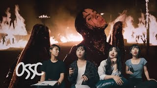 Korean Girls React To 'all the good girls go to hell' by Billie Eilish
